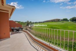 Bright 2 bedroom apartment in a Golf and Spa Resort...